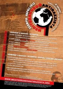 Mediterraneo Antirazzista 2013 - Scampia