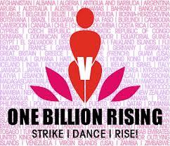 14 febbraio one billion rising contro il femminicidio