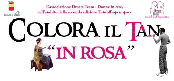 Giornata in rosa al Teatro Area Nord – 10 novembre 2013
