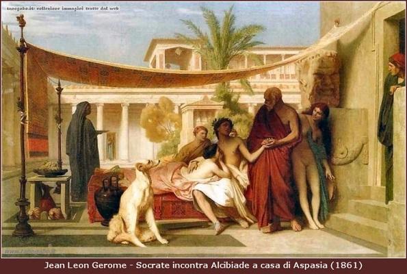 Monografie – Storie di donne: Aspasia di Mileto