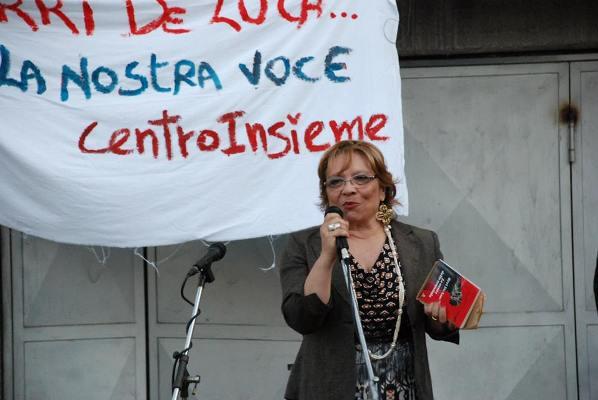 #Noistiamoconerri: anche DREAM TEAM con Erri De Luca