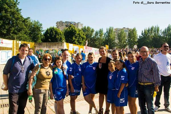 Calcio femminile a Scampia: nasce la DREAM TEAM Arciscampia