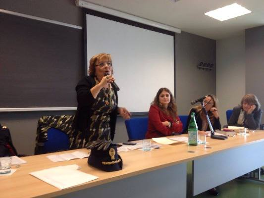 Non solo 25 novembre: l'intervento di Dream Team all'Università Parthenope