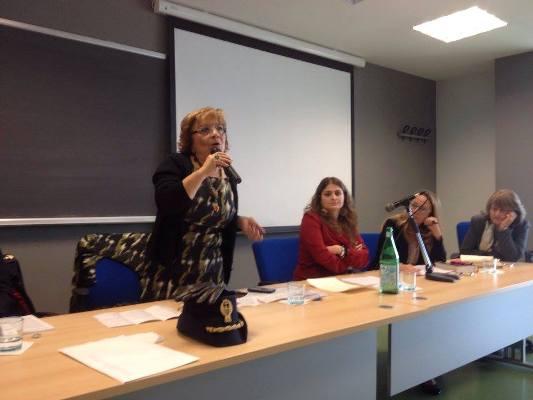 Non solo 25 novembre: l'intervento di Dream Team all'Università Parthenope