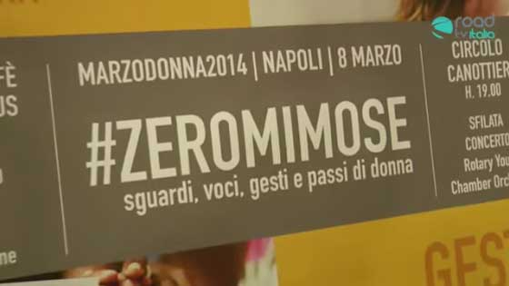 Associazione Dream team: 8 marzo 2014: Dream Team all'evento #zeromimose