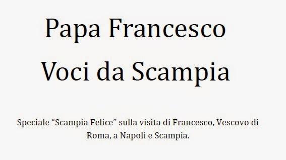 Una voce al margine della città: Scampia accoglie Papa Francesco