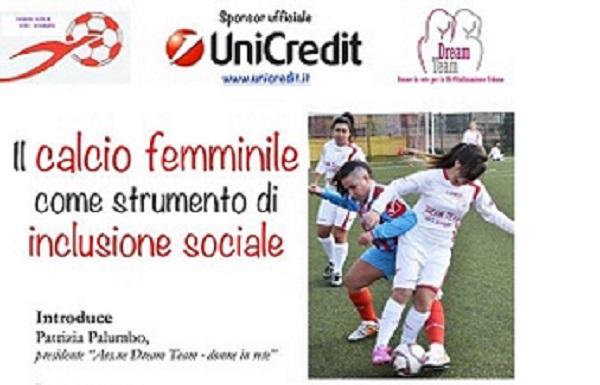 Il calcio femminile come strumento di inclusione sociale – 2 luglio 2015