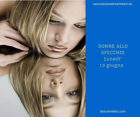 Donne allo specchio: corso di self make up a Scampia