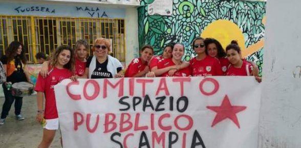 Mediterraneo Antirazzista a Scampia