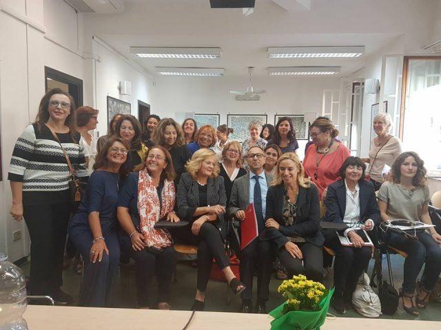 "Conferenza internazionale alla Federico II: ""Femmes, Villes et Territoires"""