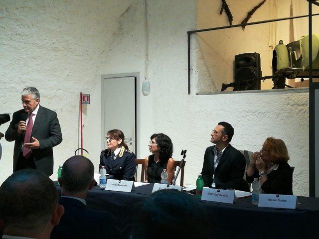 """Presentazione libro al Palazzo Serra: """"Nora. Il silenzio deve tacere"""""""