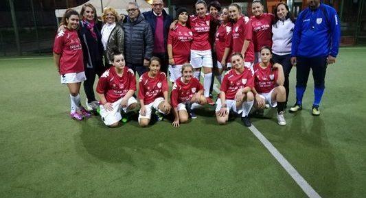 IL calcio è uno sport da ragazze: l'esperienza della Dream Team Arciscampia