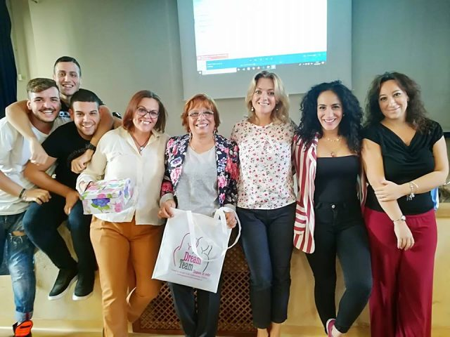 La Dream Team – Donne in Rete incontra gli alunni del Vittorio Veneto