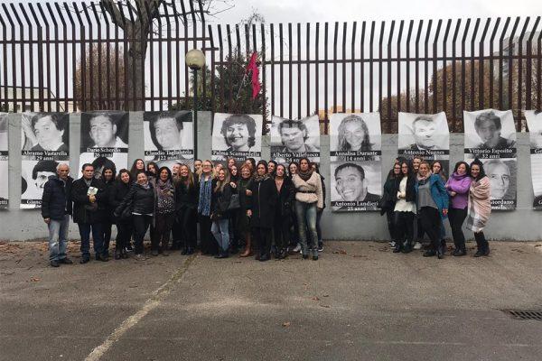 """Alternanza scuola – lavoro: presentazione """"Un giorno per la Memoria"""" di Anna Copertino"""
