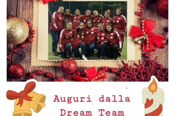 Buone Feste dalla Dream Team – donne in rete