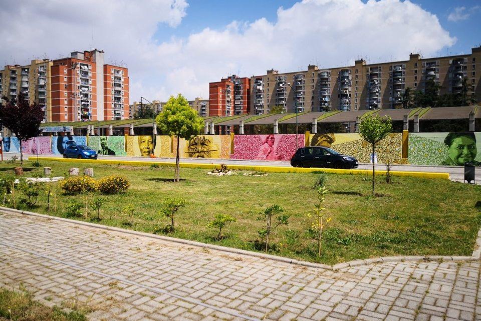 Il Giardino dei cinque continenti e della nonviolenza consegnato alla cittadinanza
