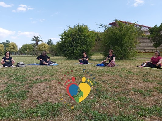 Progetto Piedi, Cuore, Testa, Mani: prosegue il laboratorio di yoga
